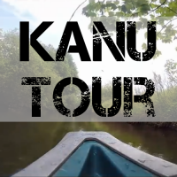 Freizeit-Alternative: Kanu-Tour
